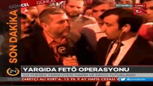 01.08.2016 Akşam Haberleri - 24 TV