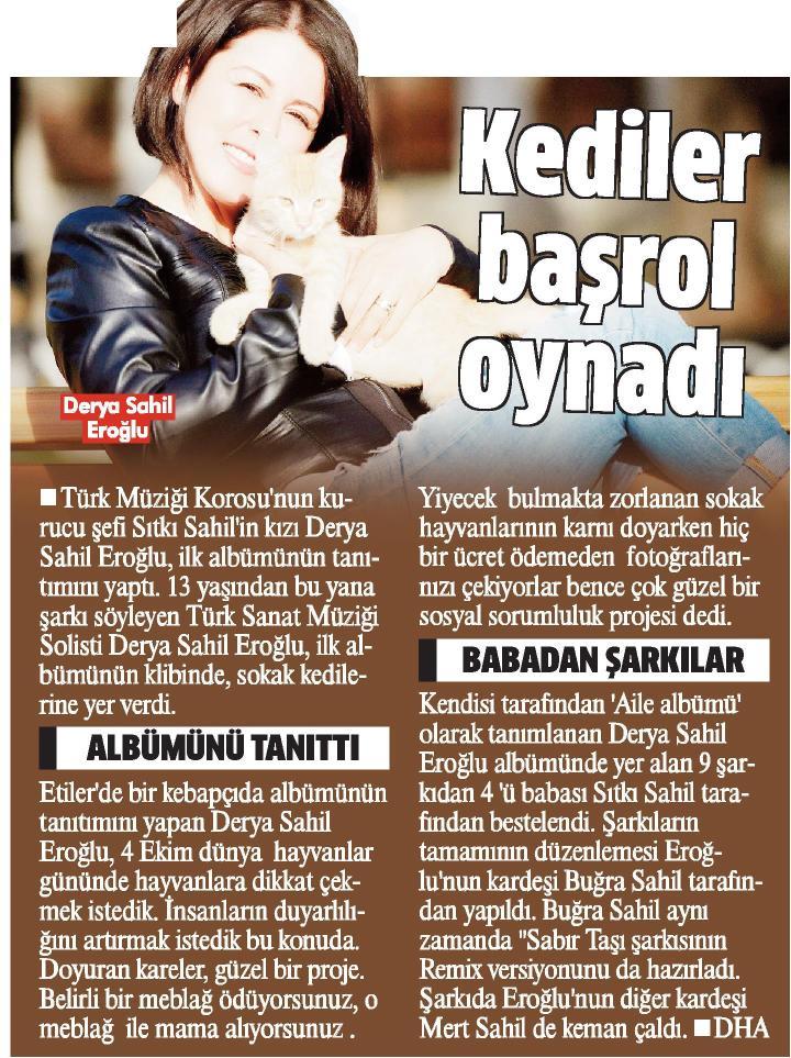 05.10.2016 Gazetemİstanbul