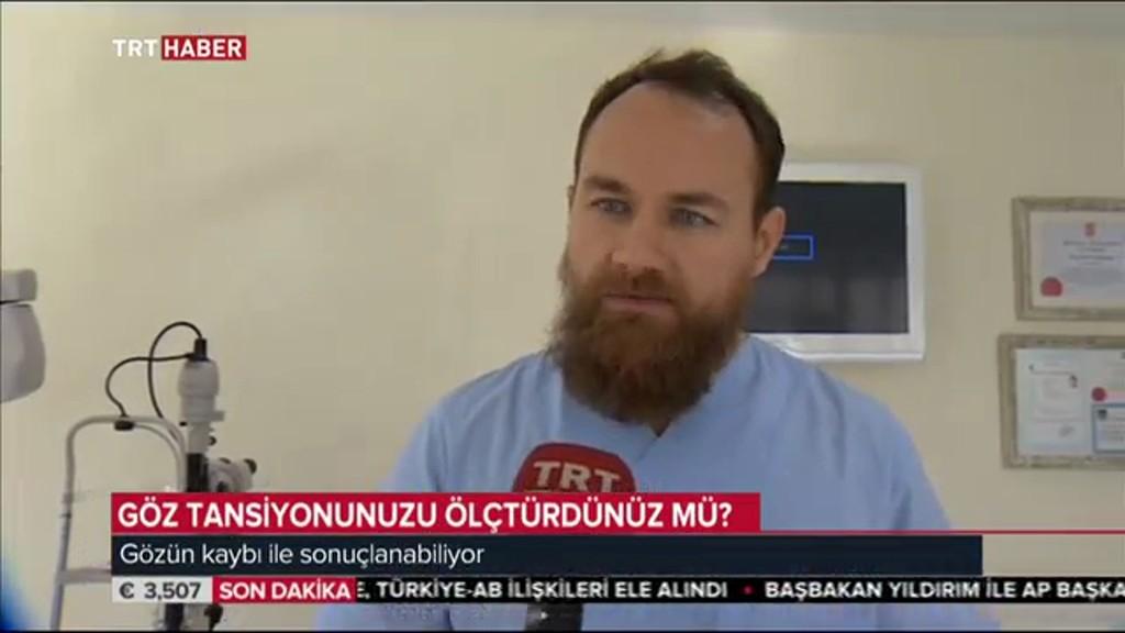 08.11.2016 Haber Bülteni - TRT Haber