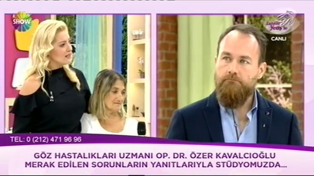 08.11.2016 Zahide Yetiş'le - Show TV