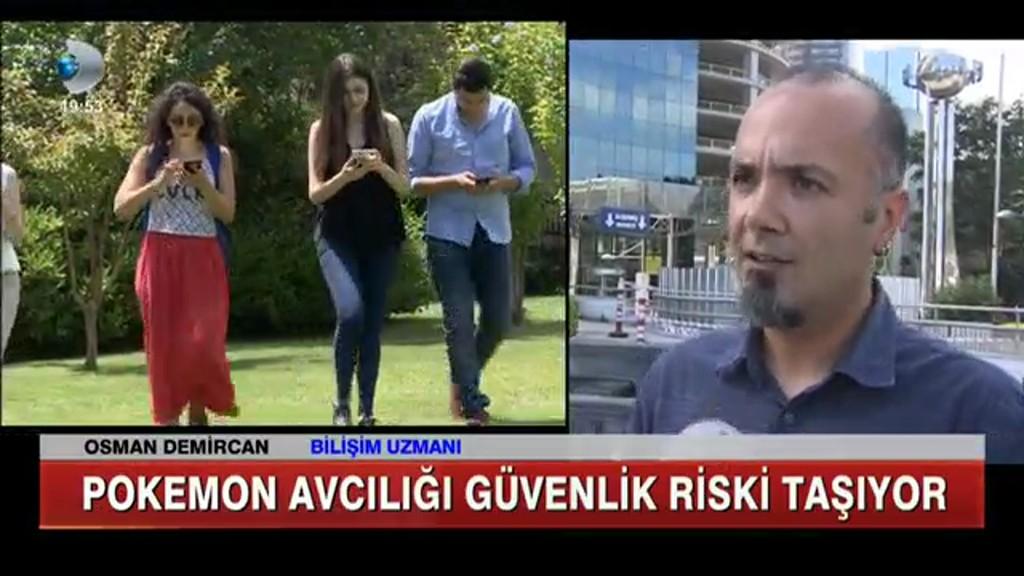 13.07.2016 Ana Haber Bülteni - Kanal D