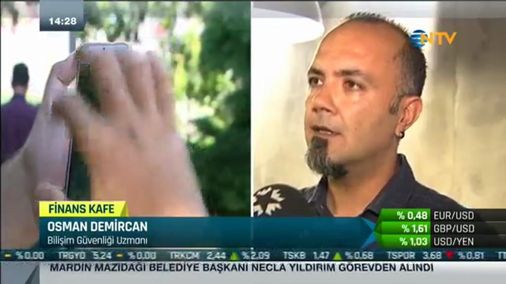 14.07.2016 Finans Kafe - NTV