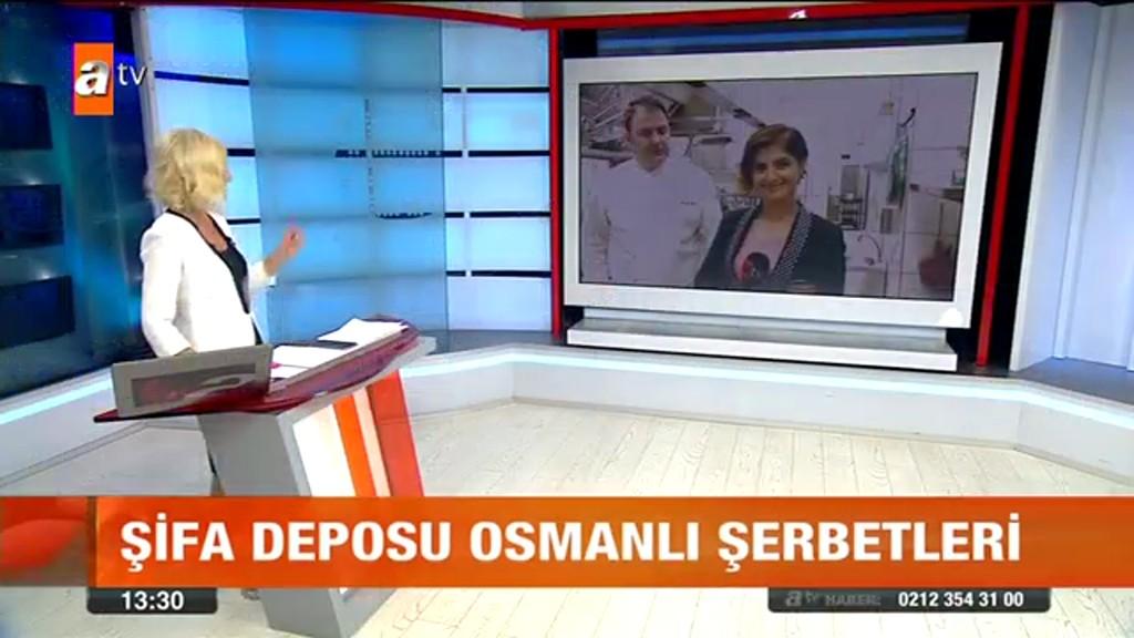 21.06.2016 Gün Ortası Haber Bülteni - ATV