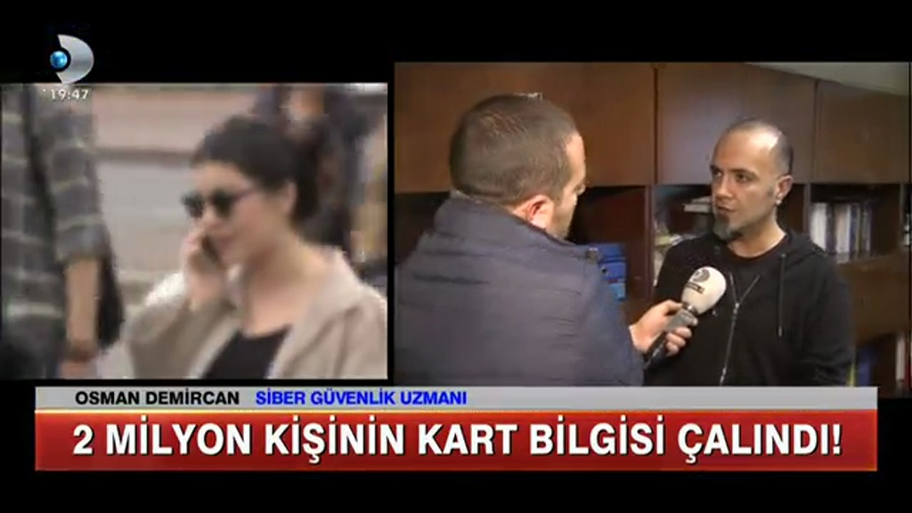 21.12.2016 Ana Haber Bülteni - Kanal D